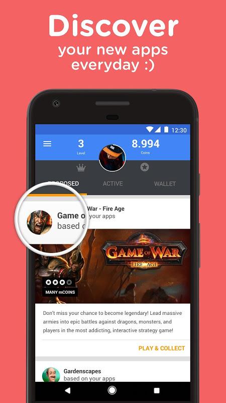 AppLike: Apps & Rewards screenshot 1