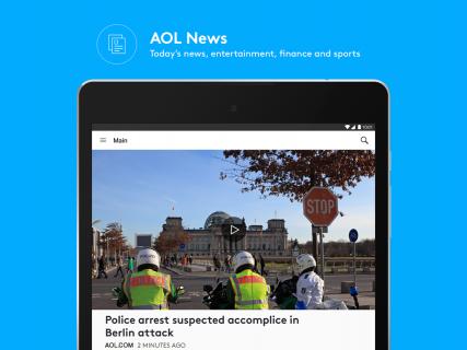 AOL: Mail, News & Video screenshot 5