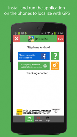 jelocalise Phone GPS Tracker 6 1 Download APK for Android - Aptoide
