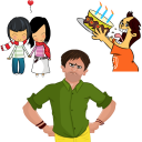 Stickers For WhatsApp ( WAStickerApps )
