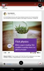 link bubble browser screenshot 3