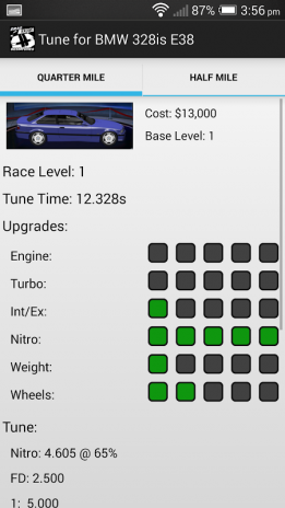 Drag Racing Best Tunes 1 3 5 Descargar APK para Android