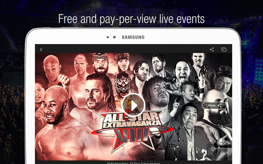 free pay per view boxing site