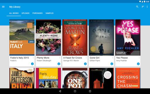 Google Play Books screenshot 13