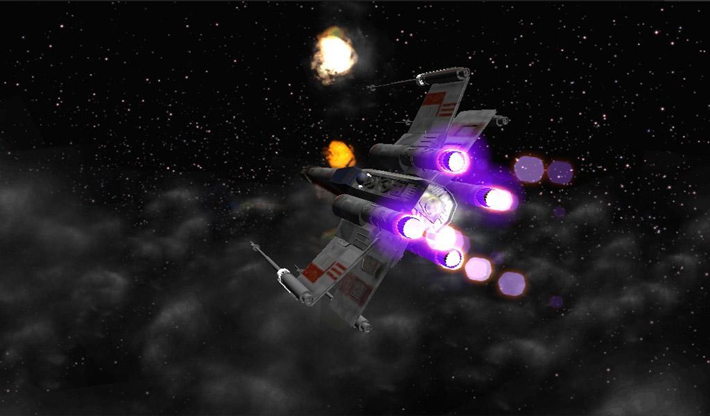 X-Wing Flight screenshot 1