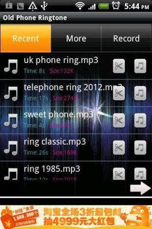 ringtone classic mp3
