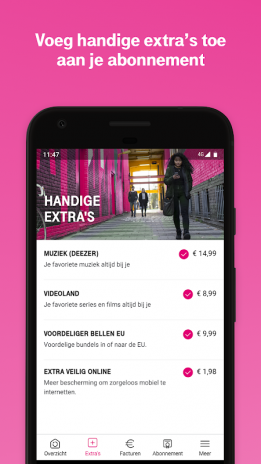 My T-Mobile - Nederland 5 3 9 Download APK for Android - Aptoide