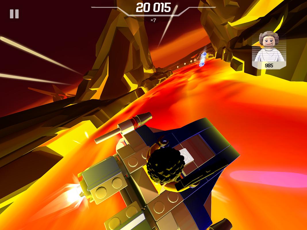 LEGO® Star Wars™ Microfighters screenshot 9