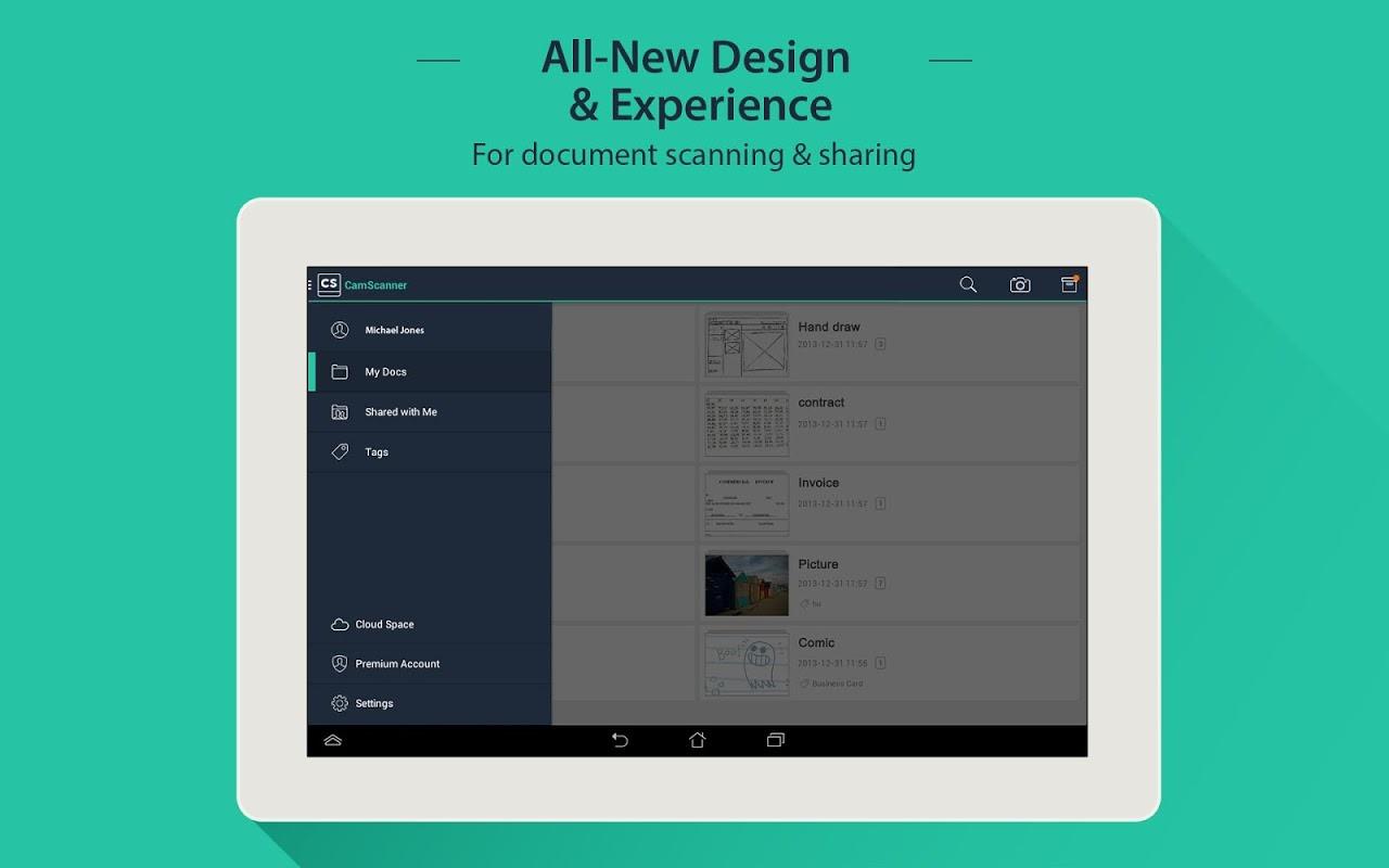 CamScanner -Phone PDF Creator screenshot 1