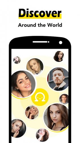 Video chat apk omegle app OmeTV for