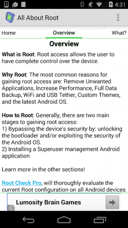 All About Root 1 3 6 Download APK for Android - Aptoide