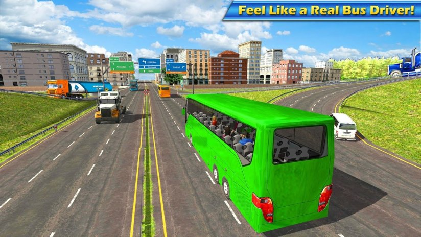 Euro Bus Driving Simulator 2018 1 6 Download Apk For Android Aptoide