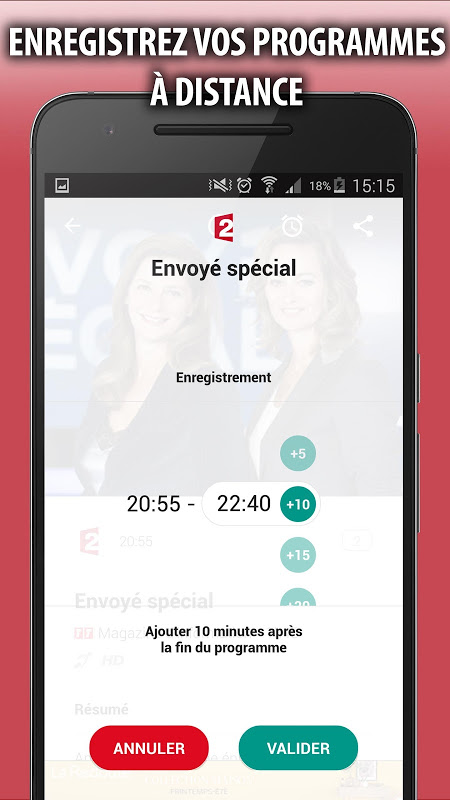 Télé Star (Android & Android TV) — Guide TV,  Programmes et Replay screenshot 2