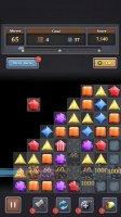 Jewelry Match Puzzle Screen