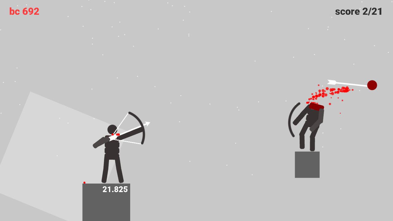 Stickman Archers: Archery Rampage screenshot 1