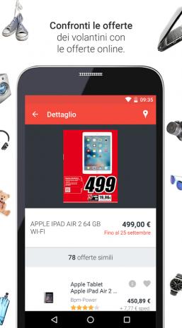 Trovaprezzi - Negozi, Volantini, Shopping Online 11.11.0 Laden Sie ...