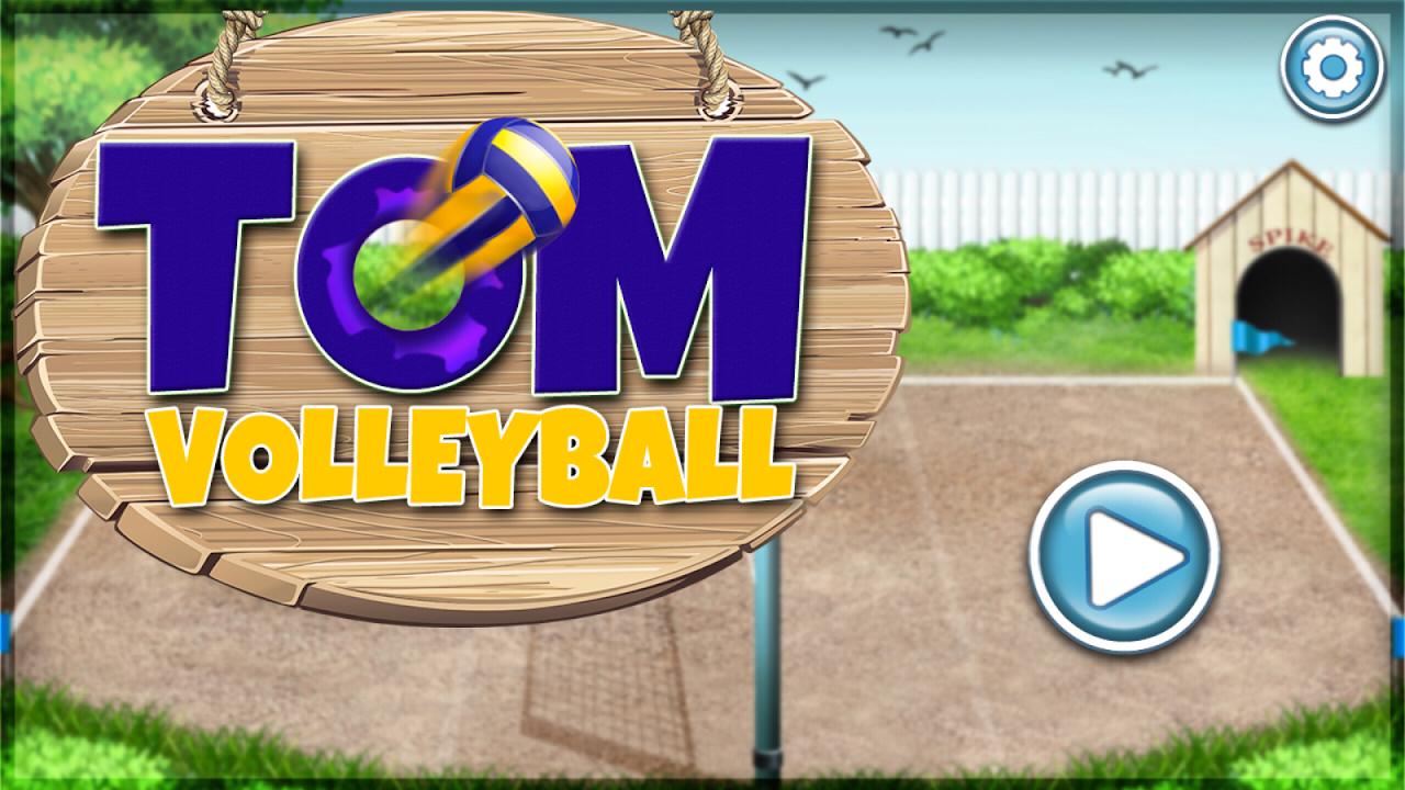 Tom Volleyball screenshot 2