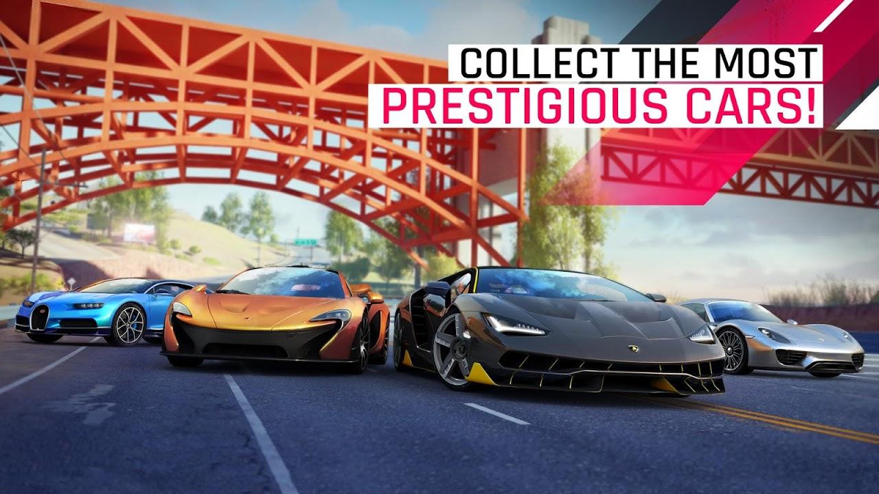 Asphalt 9: Legends - 2019's Action Car Racing Game screenshot 1