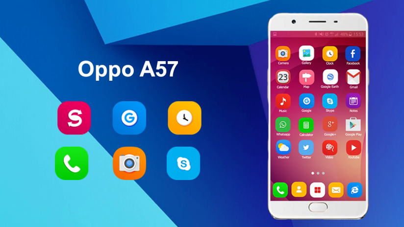 Theme Launcher for Oppo A57 1 4 Download APK for Android - Aptoide