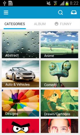 Mobogenie Wallpapers Screenshot 1 2 3