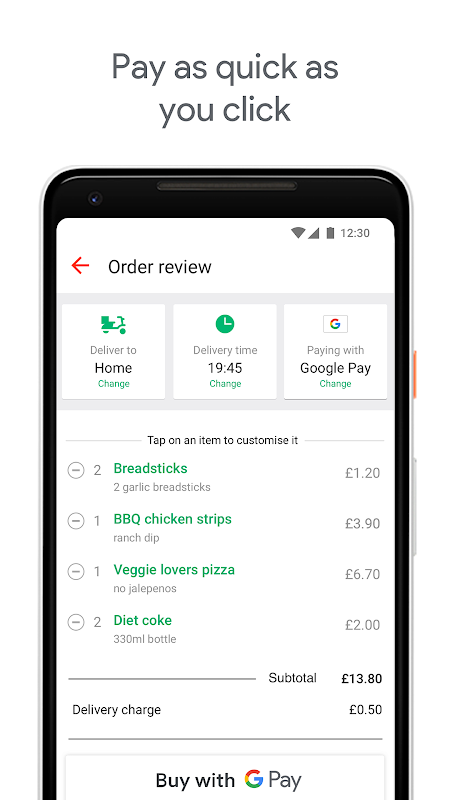 Android Pay screenshot 7