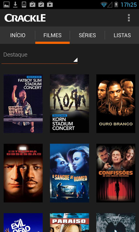 Sony Crackle – Free TV & Movies screenshot 2