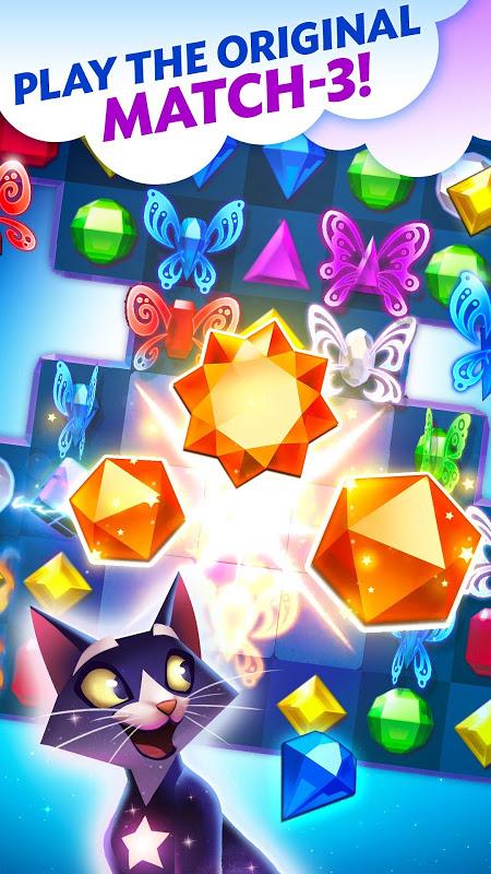 Bejeweled Stars: Free Match 3 screenshot 1