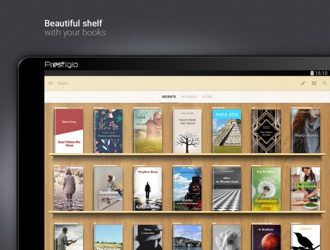 eReader Prestigio: Book Reader screenshot 17
