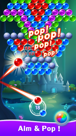 bubble shooter mod apk linkdesk