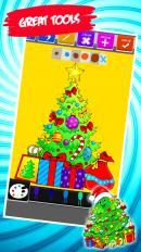 Mewarnai Pohon Natal 1 3 Unduh Apk Untuk Android Aptoide