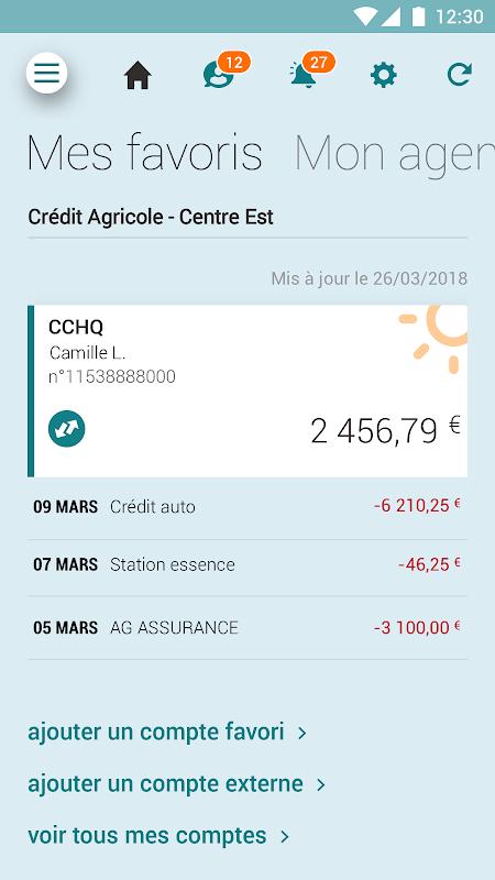 Ma Banque screenshot 3