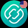 2ndLine - US Phone Number Icon