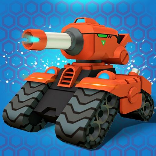 Tankr.io - Tank Realtime Battle