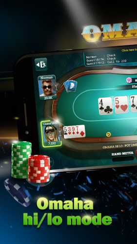 Live Poker Tables Texas Holdem And Omaha 5 2 5 Download Android