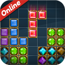 Block Puzzle Diamonds Multiplayer: board game