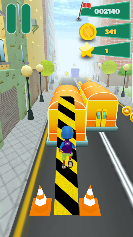 Subway Rush screenshot 1