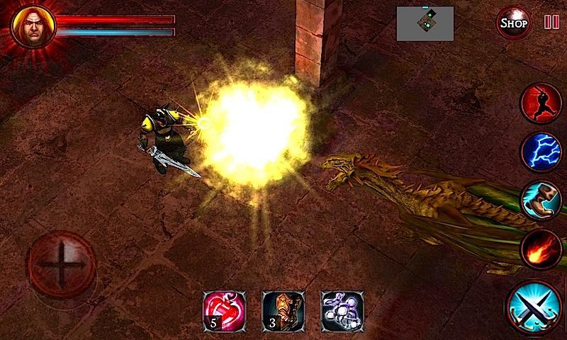 Demons & Dungeons (Action RPG) screenshot 2