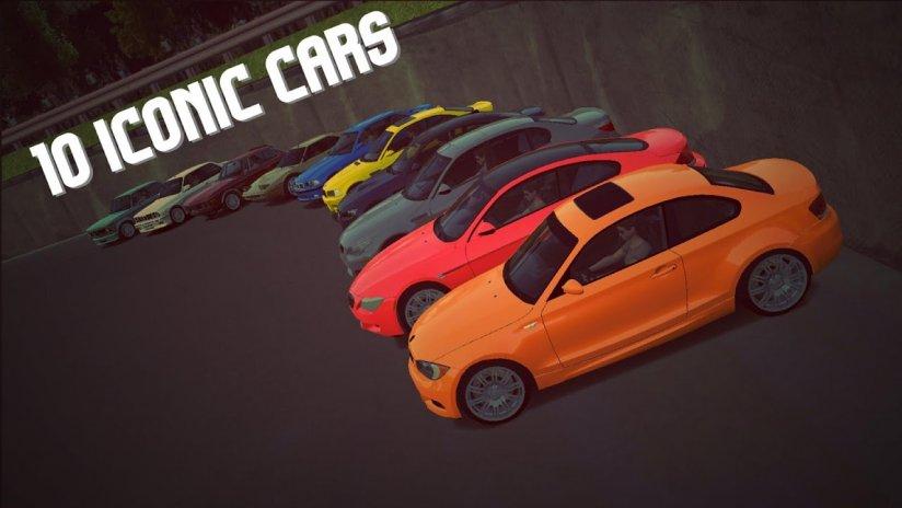 Drifting BMW 3 Car Drift Racing - Bimmer Drifter 1 04