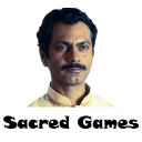 Sacred Games Stickers WAStickerApps