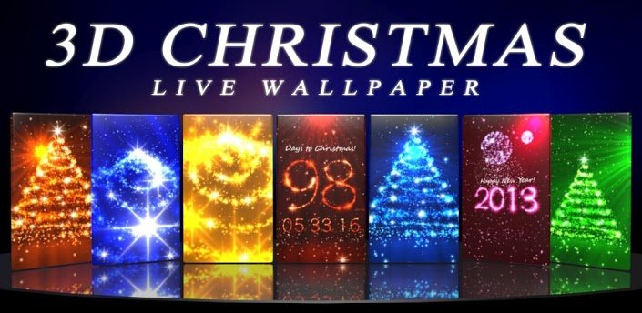 Christmas Live Wallpaper Full 701P Download APK For Android