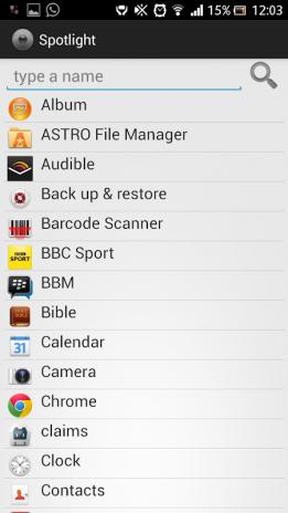 Spotlight 2 0 1 4 Download APK for Android - Aptoide