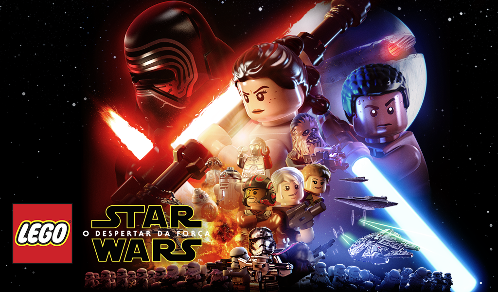 LEGO® Star Wars™: TFA screenshot 2