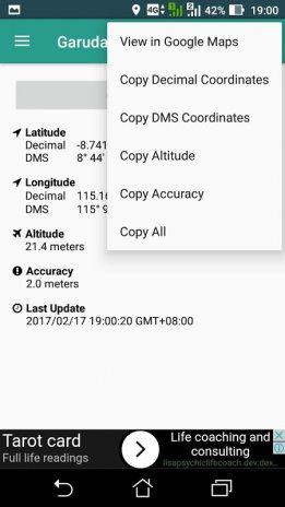 Garuda GPS - OFFLINE TRACKER! 1 0 0 Download APK for Android