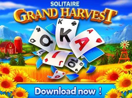 Solitaire - Grand Harvest - Tripeaks screenshot 7