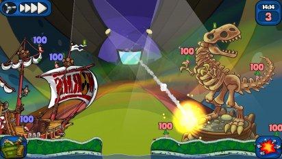 worms 2 armageddon screenshot 13