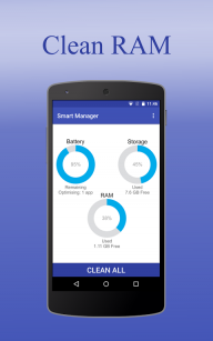Smart Manager-Battery Saver screenshot 2