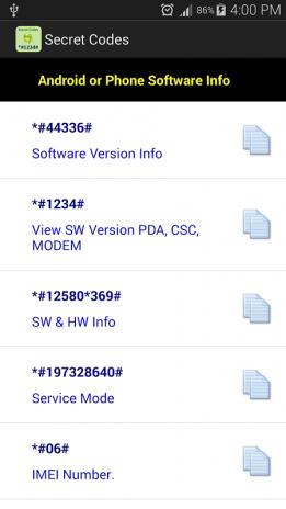 Secret Codes 1 0 Download APK for Android - Aptoide