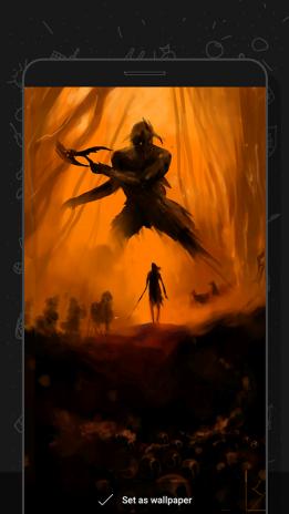 darkor super amoled dark hd 4k wallpapers screenshot 8