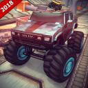 3D Impossible Monster Truck Survivor - 2020