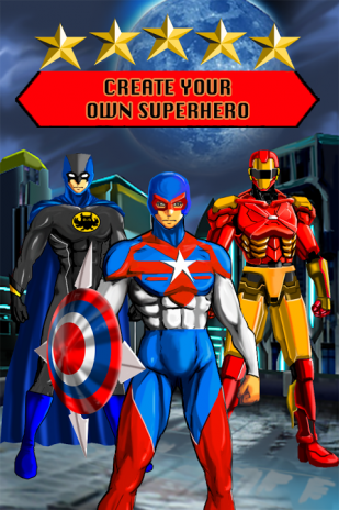 Superhero Javis team creator 1 8 Download APK for Android - Aptoide